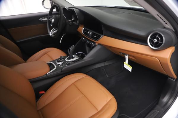 New 2021 Alfa Romeo Giulia Q4 for sale Sold at Alfa Romeo of Westport in Westport CT 06880 21