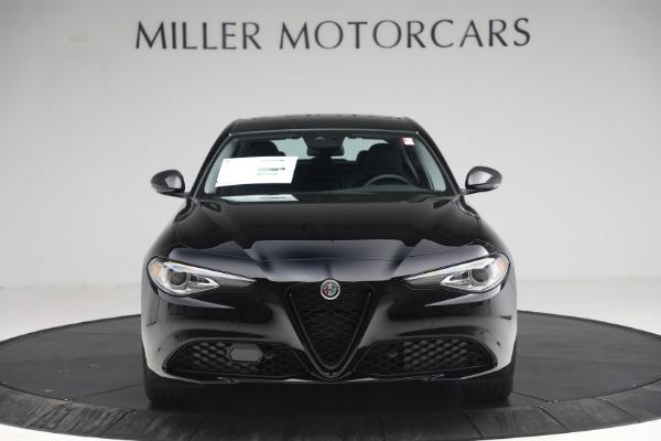 New 2021 Alfa Romeo Giulia Q4 for sale Sold at Alfa Romeo of Westport in Westport CT 06880 12