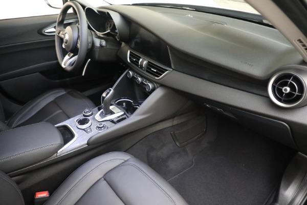 New 2021 Alfa Romeo Giulia Q4 for sale Sold at Alfa Romeo of Westport in Westport CT 06880 22