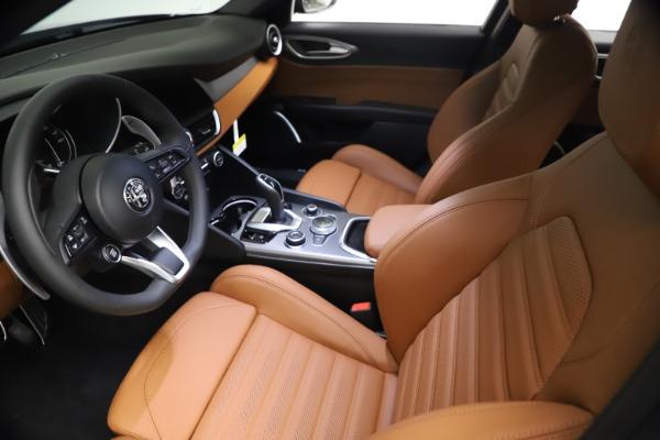 New 2021 Alfa Romeo Giulia Ti Sport Q4 for sale $54,050 at Alfa Romeo of Westport in Westport CT 06880 13