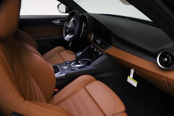 New 2021 Alfa Romeo Giulia Ti Sport Q4 for sale $54,050 at Alfa Romeo of Westport in Westport CT 06880 22