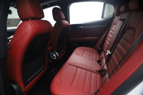 New 2021 Alfa Romeo Stelvio Ti Sport Q4 for sale $54,095 at Alfa Romeo of Westport in Westport CT 06880 19