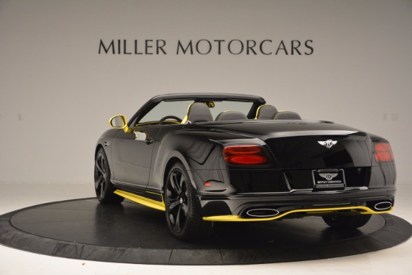 New 2017 Bentley Continental GT Speed Black Edition Convertible for sale Sold at Alfa Romeo of Westport in Westport CT 06880 5