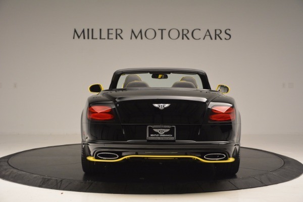 New 2017 Bentley Continental GT Speed Black Edition Convertible for sale Sold at Alfa Romeo of Westport in Westport CT 06880 6