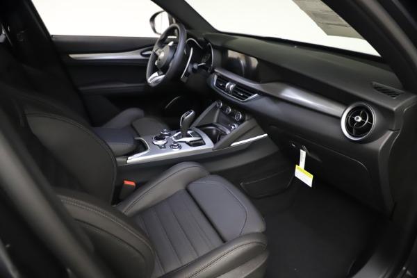 New 2021 Alfa Romeo Stelvio Ti Sport Q4 for sale $57,200 at Alfa Romeo of Westport in Westport CT 06880 21