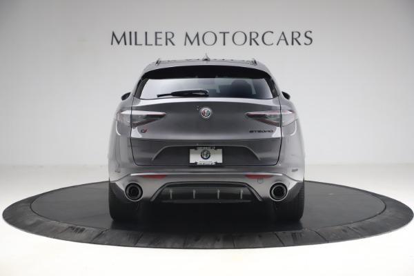 New 2021 Alfa Romeo Stelvio Ti Sport Q4 for sale $57,200 at Alfa Romeo of Westport in Westport CT 06880 6