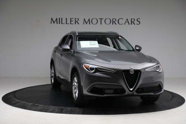 New 2021 Alfa Romeo Stelvio Q4 for sale $50,445 at Alfa Romeo of Westport in Westport CT 06880 11