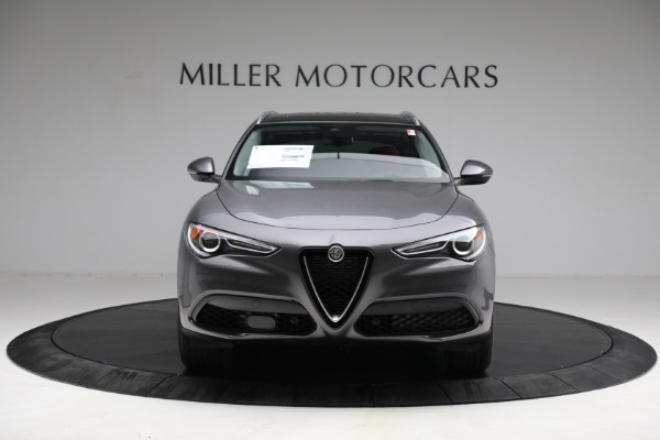 New 2021 Alfa Romeo Stelvio Q4 for sale $50,445 at Alfa Romeo of Westport in Westport CT 06880 12
