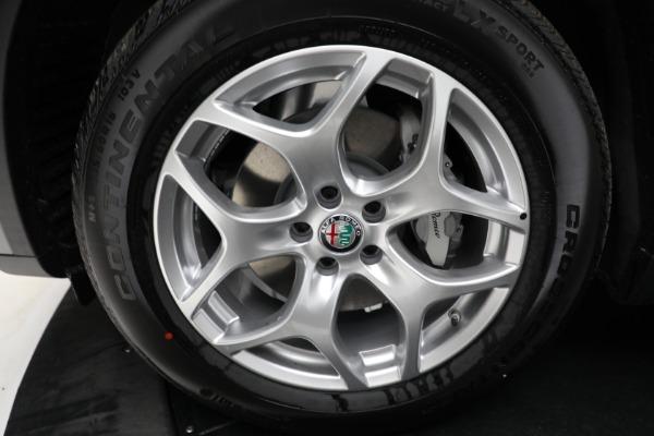 New 2021 Alfa Romeo Stelvio Q4 for sale $50,445 at Alfa Romeo of Westport in Westport CT 06880 23