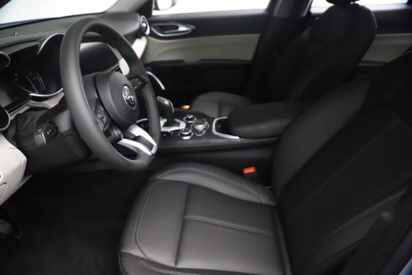 New 2021 Alfa Romeo Giulia Q4 for sale $48,245 at Alfa Romeo of Westport in Westport CT 06880 15