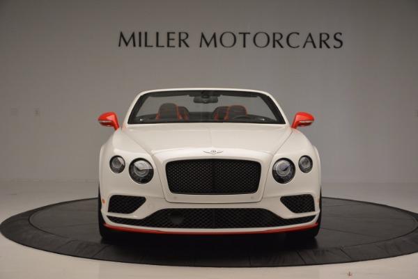 New 2017 Bentley Continental GT Speed for sale Sold at Alfa Romeo of Westport in Westport CT 06880 12