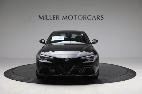 New 2021 Alfa Romeo Giulia Ti Sport Q4 for sale $54,050 at Alfa Romeo of Westport in Westport CT 06880 12