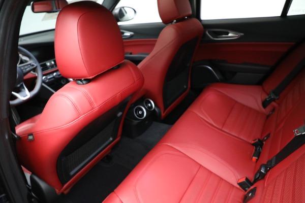 New 2021 Alfa Romeo Giulia Ti Sport Q4 for sale $54,050 at Alfa Romeo of Westport in Westport CT 06880 17