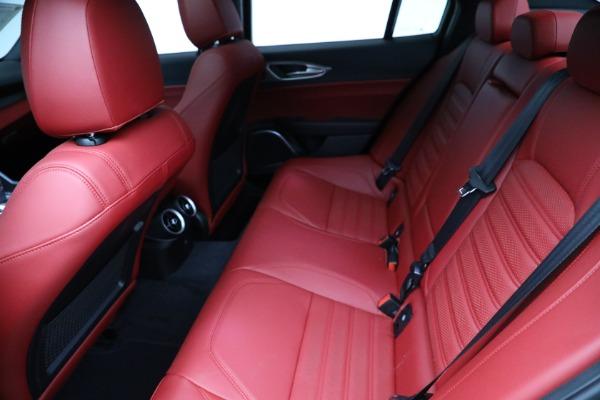 New 2021 Alfa Romeo Giulia Ti Sport Q4 for sale $54,050 at Alfa Romeo of Westport in Westport CT 06880 18