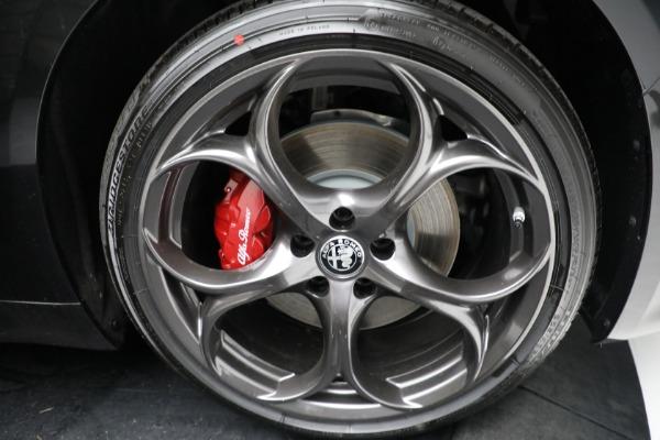 New 2021 Alfa Romeo Giulia Ti Sport Q4 for sale $54,050 at Alfa Romeo of Westport in Westport CT 06880 24