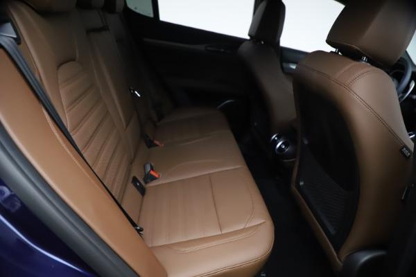 New 2021 Alfa Romeo Stelvio Ti Sport Q4 for sale $55,700 at Alfa Romeo of Westport in Westport CT 06880 24