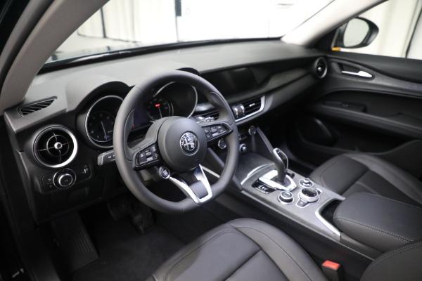 New 2021 Alfa Romeo Stelvio Q4 for sale $50,445 at Alfa Romeo of Westport in Westport CT 06880 16