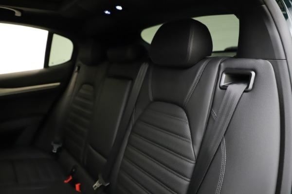 New 2021 Alfa Romeo Stelvio Ti Sport Q4 for sale $57,200 at Alfa Romeo of Westport in Westport CT 06880 19