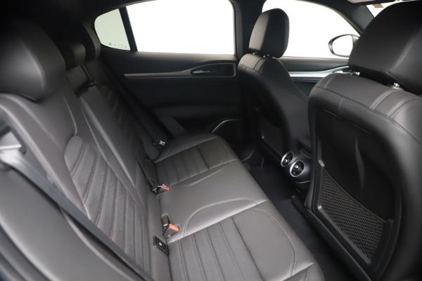 New 2021 Alfa Romeo Stelvio Ti Sport Q4 for sale Sold at Alfa Romeo of Westport in Westport CT 06880 22