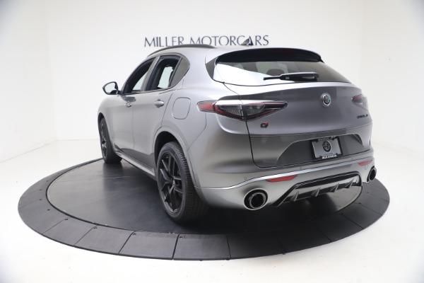 New 2021 Alfa Romeo Stelvio Ti Sport Q4 for sale Sold at Alfa Romeo of Westport in Westport CT 06880 5
