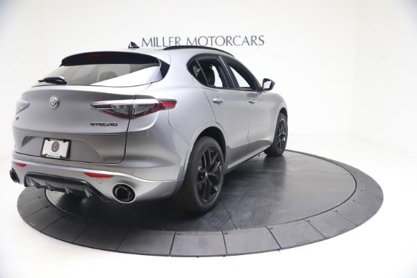 New 2021 Alfa Romeo Stelvio Ti Sport Q4 for sale Sold at Alfa Romeo of Westport in Westport CT 06880 7