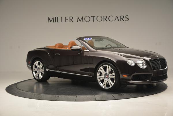 Used 2013 Bentley Continental GTC V8 for sale Sold at Alfa Romeo of Westport in Westport CT 06880 10