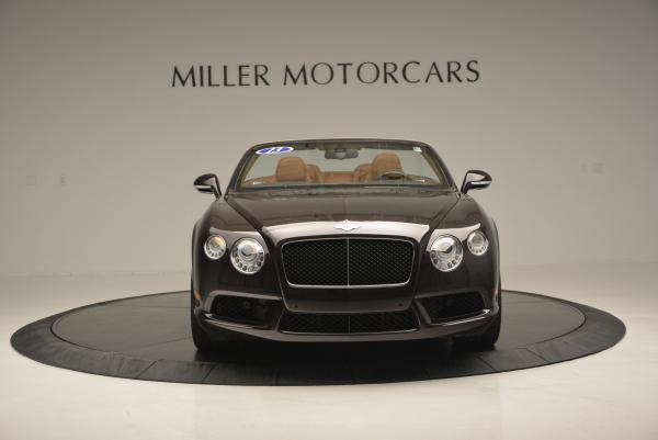 Used 2013 Bentley Continental GTC V8 for sale Sold at Alfa Romeo of Westport in Westport CT 06880 12