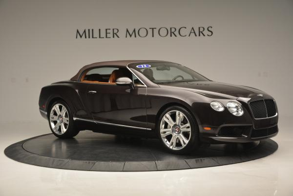 Used 2013 Bentley Continental GTC V8 for sale Sold at Alfa Romeo of Westport in Westport CT 06880 23