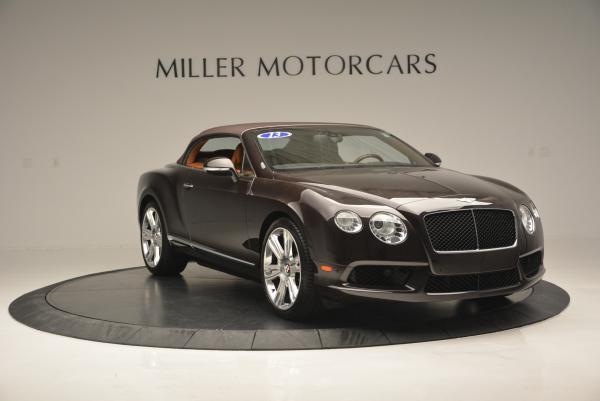 Used 2013 Bentley Continental GTC V8 for sale Sold at Alfa Romeo of Westport in Westport CT 06880 24