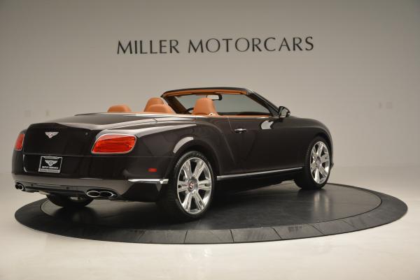 Used 2013 Bentley Continental GTC V8 for sale Sold at Alfa Romeo of Westport in Westport CT 06880 8