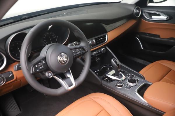 New 2021 Alfa Romeo Giulia Q4 for sale Call for price at Alfa Romeo of Westport in Westport CT 06880 13