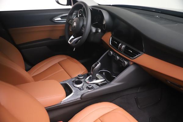 New 2021 Alfa Romeo Giulia Q4 for sale Call for price at Alfa Romeo of Westport in Westport CT 06880 18