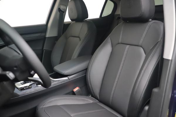 New 2021 Alfa Romeo Stelvio Q4 for sale $49,945 at Alfa Romeo of Westport in Westport CT 06880 13