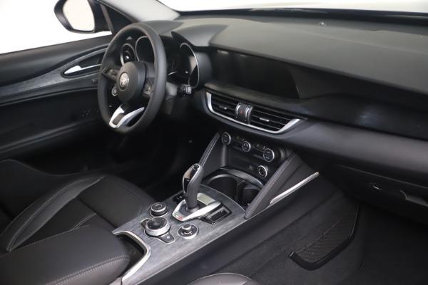 New 2021 Alfa Romeo Stelvio Q4 for sale $49,945 at Alfa Romeo of Westport in Westport CT 06880 16