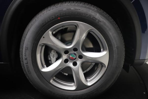 New 2021 Alfa Romeo Stelvio Q4 for sale $49,945 at Alfa Romeo of Westport in Westport CT 06880 17