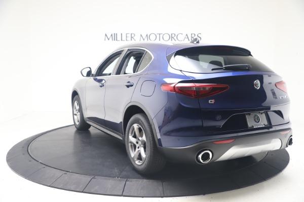 New 2021 Alfa Romeo Stelvio Q4 for sale $49,945 at Alfa Romeo of Westport in Westport CT 06880 5
