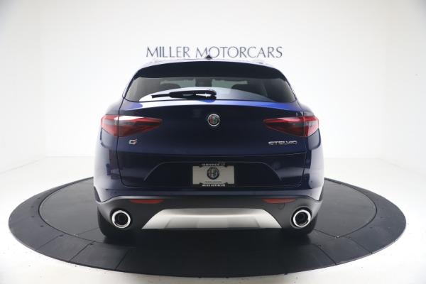 New 2021 Alfa Romeo Stelvio Q4 for sale $49,945 at Alfa Romeo of Westport in Westport CT 06880 6