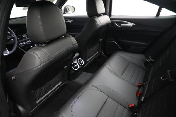 New 2021 Alfa Romeo Giulia Ti Sport Q4 for sale $53,050 at Alfa Romeo of Westport in Westport CT 06880 15