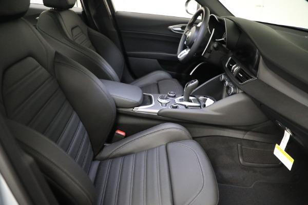 New 2021 Alfa Romeo Giulia Ti Sport Q4 for sale $53,050 at Alfa Romeo of Westport in Westport CT 06880 19