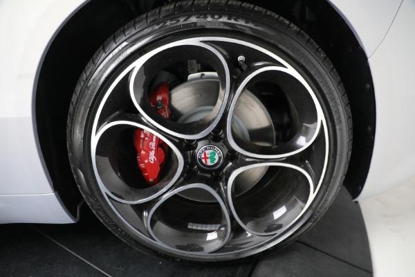 New 2021 Alfa Romeo Giulia Ti Sport Q4 for sale $53,050 at Alfa Romeo of Westport in Westport CT 06880 21