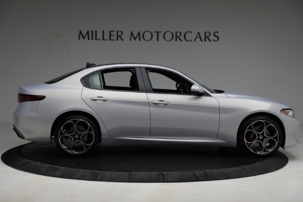 New 2021 Alfa Romeo Giulia Ti Sport Q4 for sale $53,050 at Alfa Romeo of Westport in Westport CT 06880 8