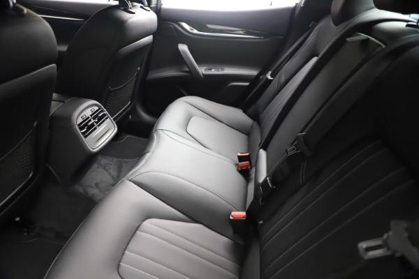 New 2021 Maserati Ghibli S Q4 for sale Call for price at Alfa Romeo of Westport in Westport CT 06880 21