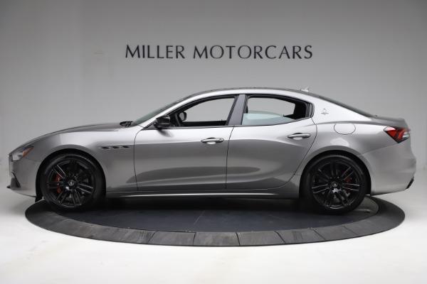 New 2021 Maserati Ghibli S Q4 for sale Call for price at Alfa Romeo of Westport in Westport CT 06880 3
