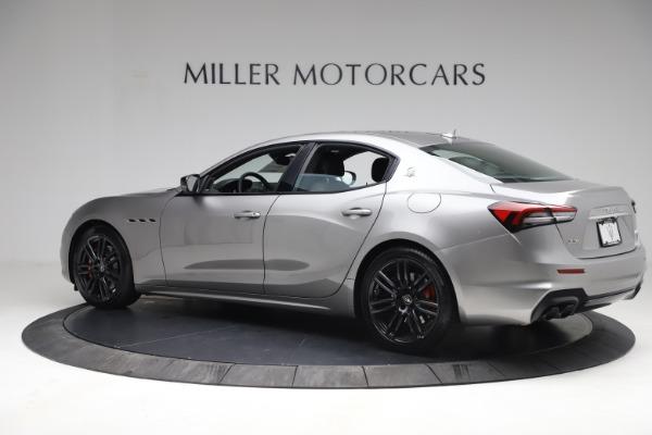 New 2021 Maserati Ghibli S Q4 for sale Call for price at Alfa Romeo of Westport in Westport CT 06880 4
