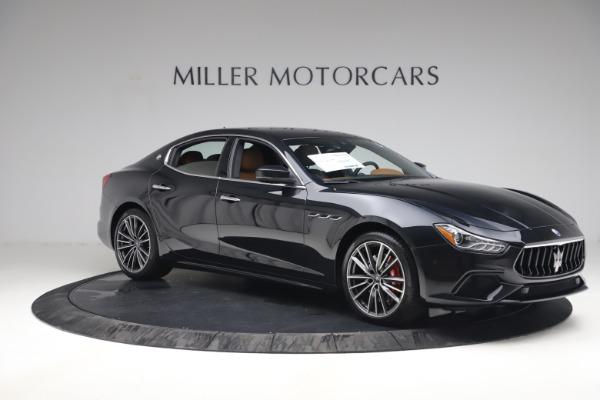 New 2021 Maserati Ghibli S Q4 for sale Call for price at Alfa Romeo of Westport in Westport CT 06880 10