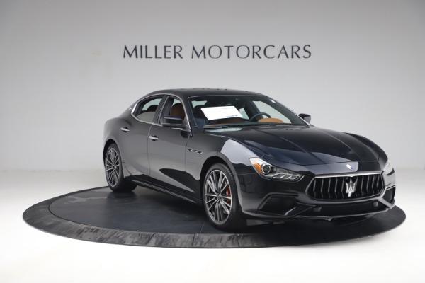 New 2021 Maserati Ghibli S Q4 for sale Call for price at Alfa Romeo of Westport in Westport CT 06880 12