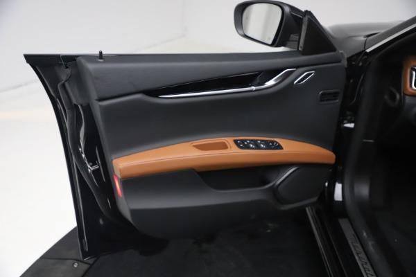 New 2021 Maserati Ghibli S Q4 for sale Call for price at Alfa Romeo of Westport in Westport CT 06880 14
