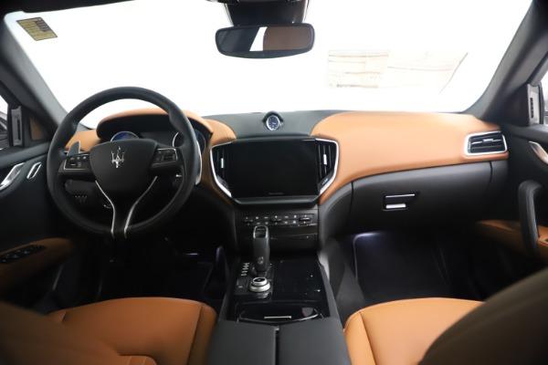New 2021 Maserati Ghibli S Q4 for sale Call for price at Alfa Romeo of Westport in Westport CT 06880 17