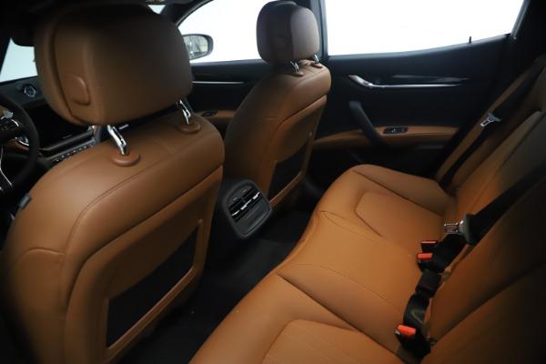 New 2021 Maserati Ghibli S Q4 for sale Call for price at Alfa Romeo of Westport in Westport CT 06880 18