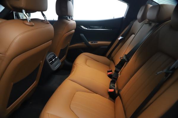 New 2021 Maserati Ghibli S Q4 for sale Call for price at Alfa Romeo of Westport in Westport CT 06880 19